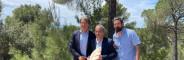El compromís ambiental del Cementiri de Roques Blanques rep el reconeixement dels Premis EMAS Catalunya 2021