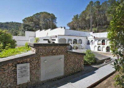 Panteó de la família Omedes