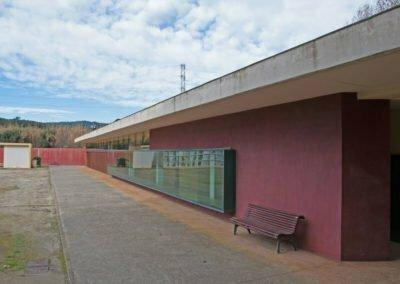 Panorama exterior