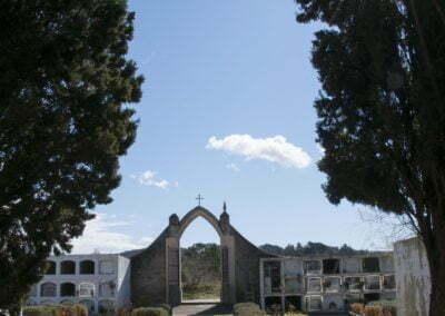 Pati del Cementiri