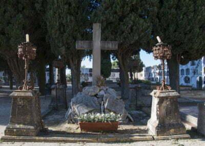 Creu del cementiri
