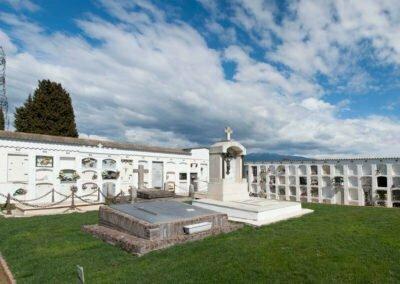 Primer recinte del cementiri