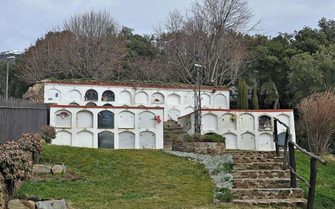 Cementiri Parroquial de Fogars de Montclús