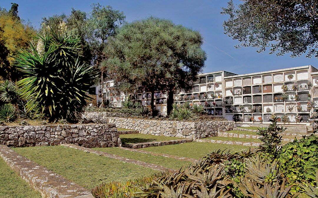 Cementiri de Sant Pere de Ribes
