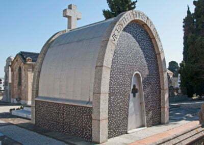 Panteó Vicent Pedret