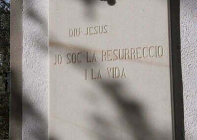 Inscripció al marbre