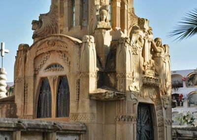 Decoració artística del Panteó