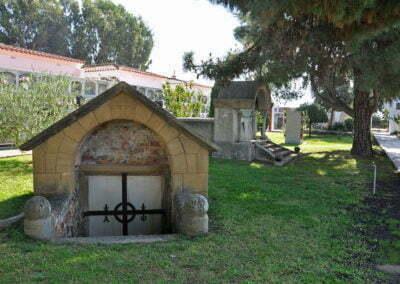 Cementiri de Pineda