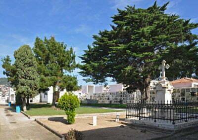 Cementiri de Pineda de Mar