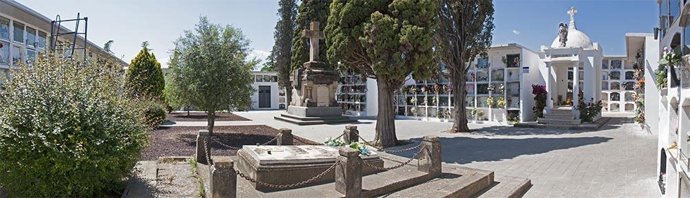 Cementiri de Corró d'Avall (Les Franqueses del V.)
