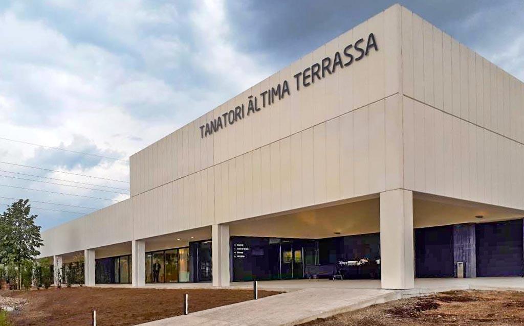 Tanatori-Crematori de Terrassa – Àltima