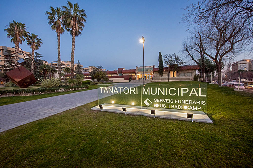 Tanatori Municipal de Reus